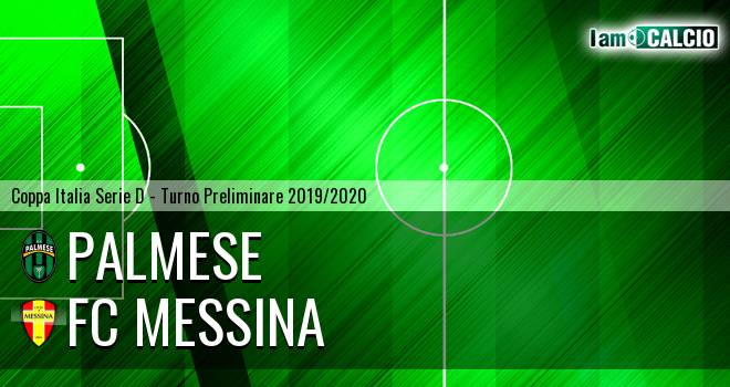 Palmese - FC Messina