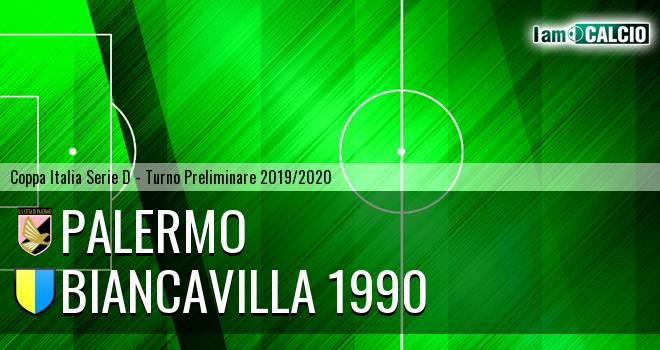 Palermo - Biancavilla 1990