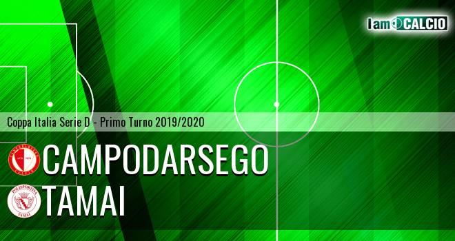 Campodarsego - Tamai