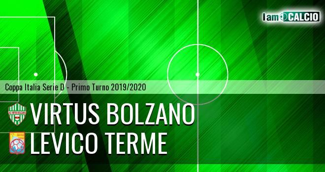 Virtus Bolzano - Levico Terme