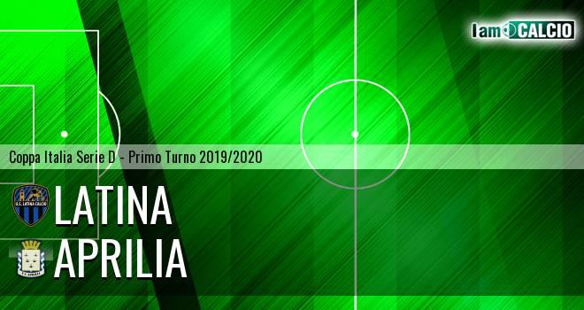 Latina - Aprilia