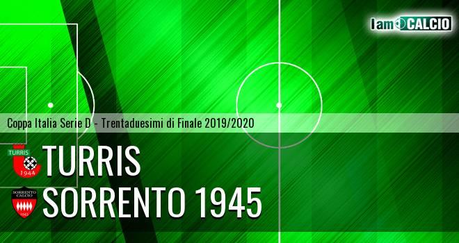 Turris - Sorrento 1945