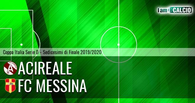 Acireale - FC Messina