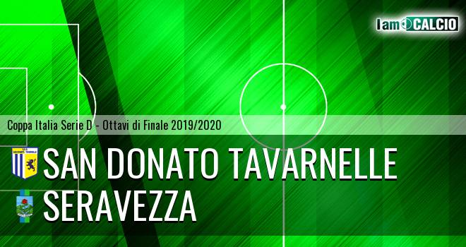San Donato Tavarnelle - Seravezza