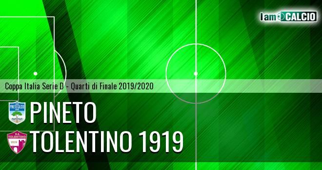 Pineto - Tolentino 1919