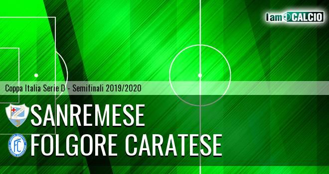 Sanremese - Folgore Caratese
