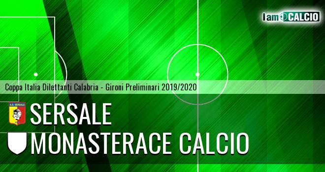 Sersale - Monasterace Calcio