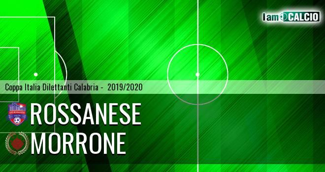 Rossanese - Morrone