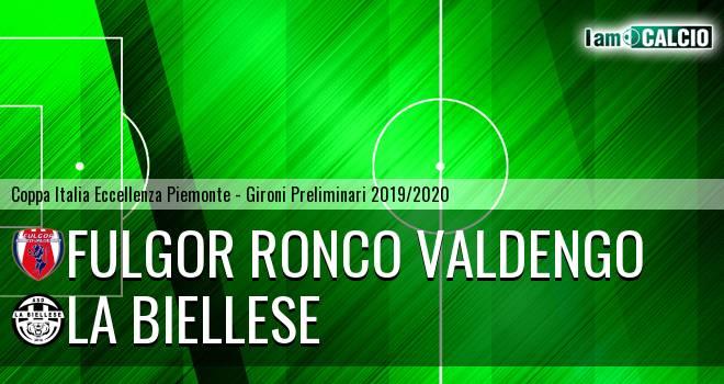 Fulgor Ronco Valdengo - La Biellese