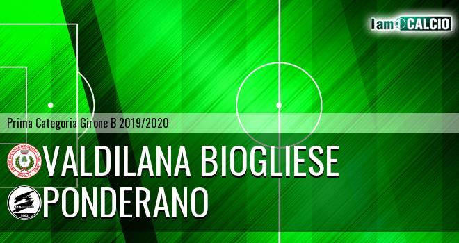 Valdilana Biogliese - Ponderano