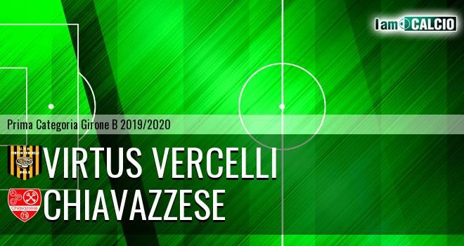 Virtus Vercelli - Chiavazzese