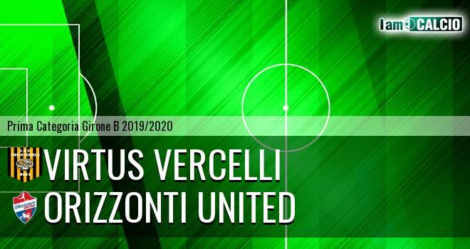 Virtus Vercelli - Orizzonti United