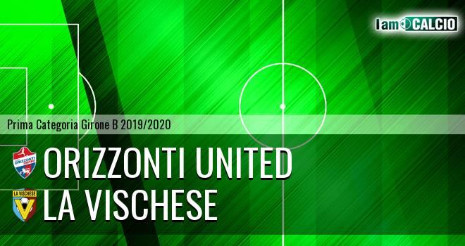 Orizzonti United - La Vischese