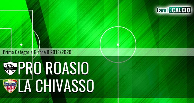 Pro Roasio - La Chivasso