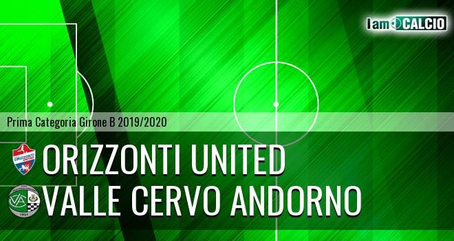 Orizzonti United - Valle Cervo Andorno