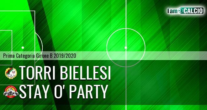 Torri Biellesi - Stay O' Party