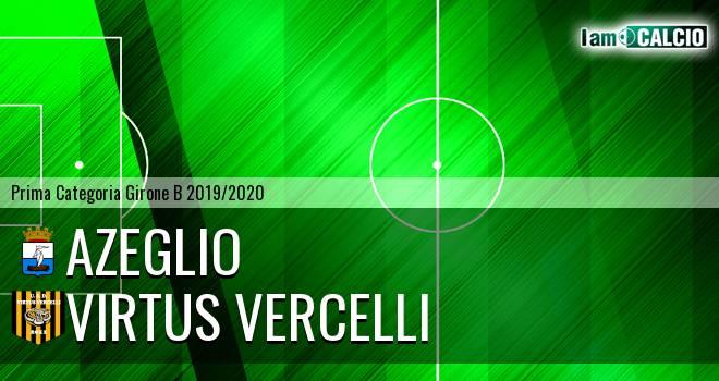 Azeglio - Virtus Vercelli