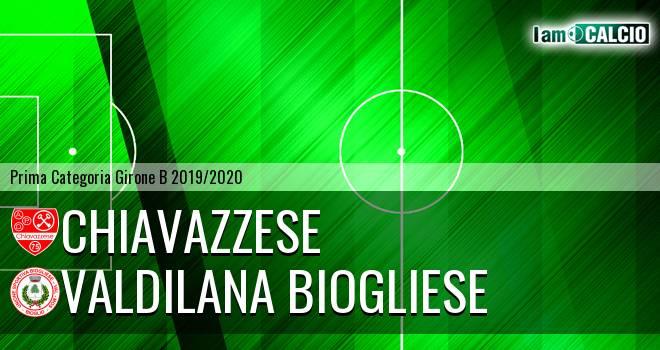 Chiavazzese - Valdilana Biogliese