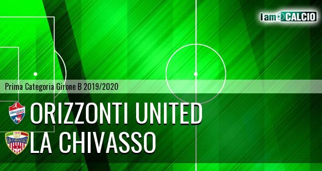 Orizzonti United - La Chivasso