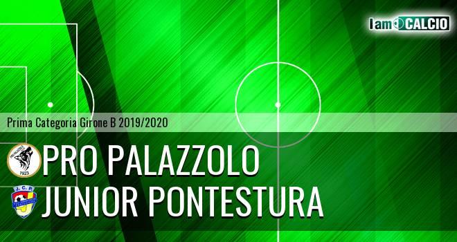 Pro Palazzolo - Junior Pontestura