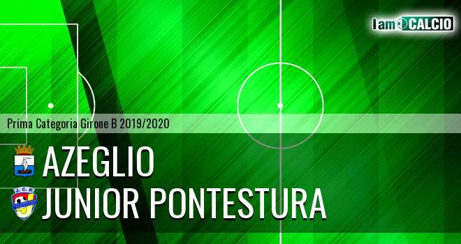 Azeglio - Junior Pontestura