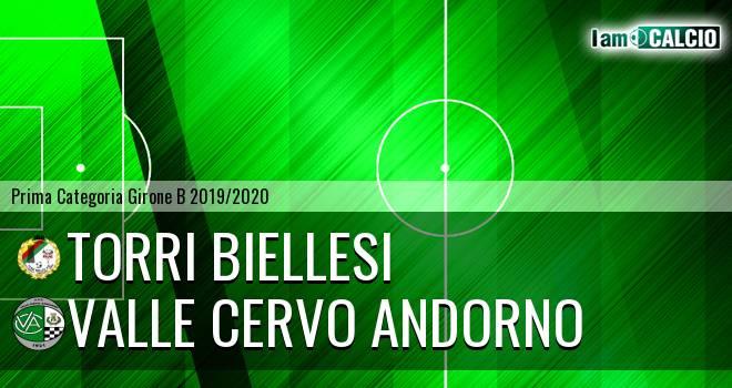 Torri Biellesi - Valle Cervo Andorno