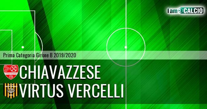 Chiavazzese - Virtus Vercelli