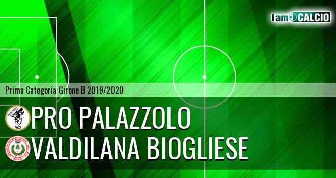 Pro Palazzolo - Valdilana Biogliese