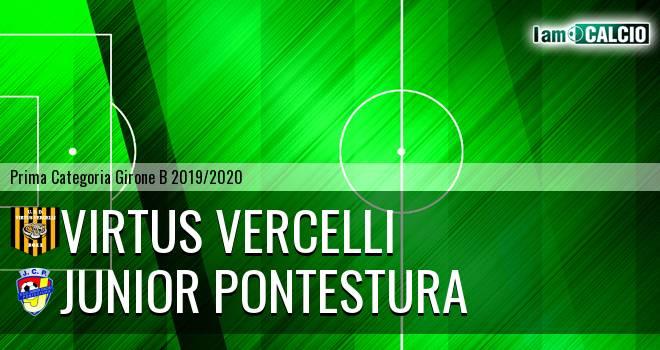 Virtus Vercelli - Junior Pontestura