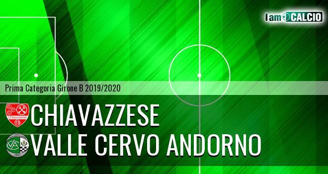 Chiavazzese - Valle Cervo Andorno