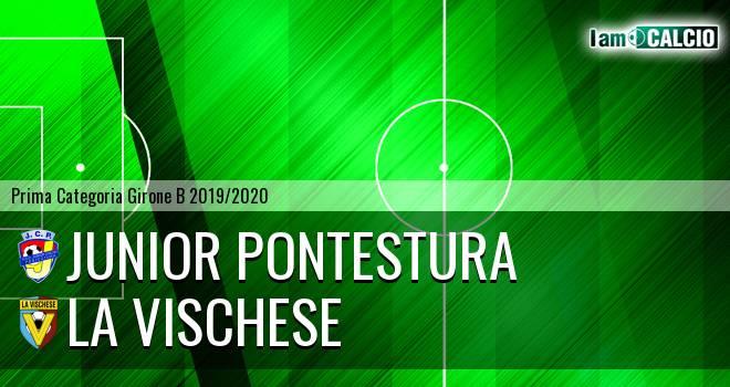 Junior Pontestura - La Vischese