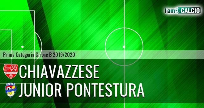 Chiavazzese - Junior Pontestura