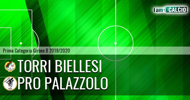 Torri Biellesi - Pro Palazzolo