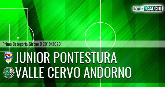 Junior Pontestura - Valle Cervo Andorno