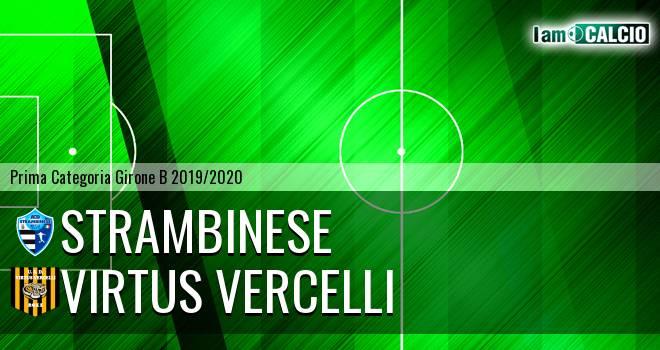 Strambinese - Virtus Vercelli