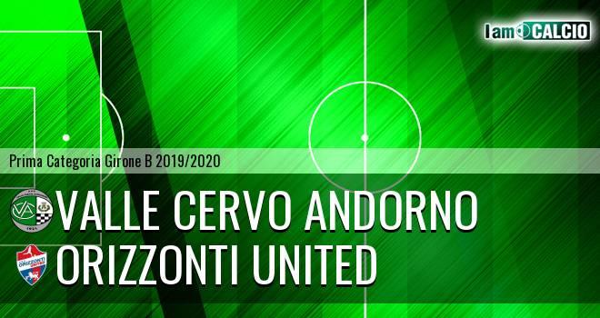 Valle Cervo Andorno - Orizzonti United