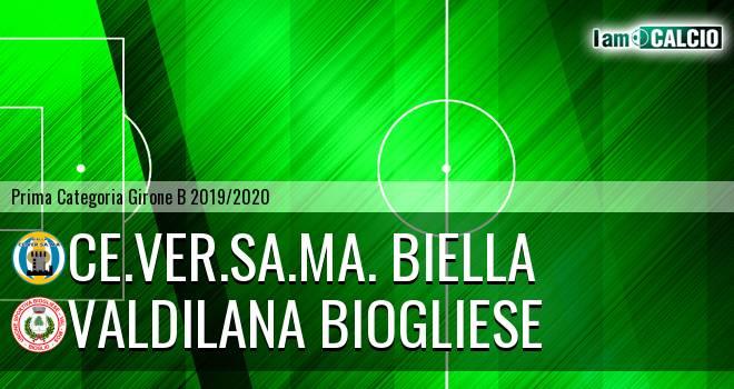 Ce.Ver.Sa.Ma. Biella - Valdilana Biogliese