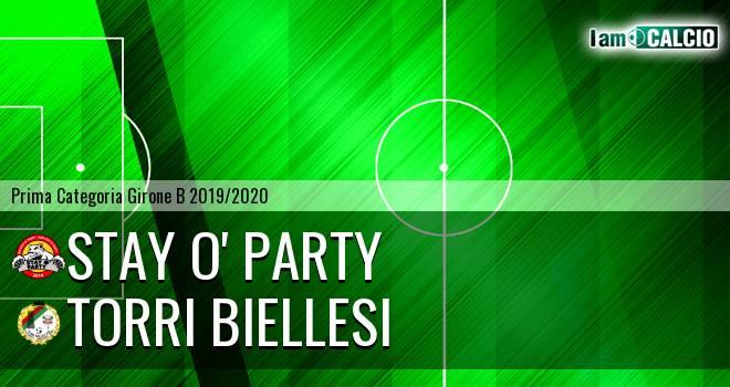 Stay O' Party - Torri Biellesi