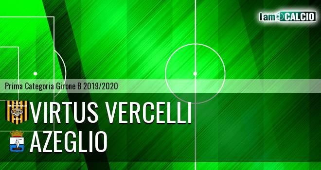 Virtus Vercelli - Azeglio