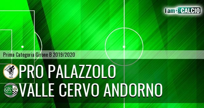 Pro Palazzolo - Valle Cervo Andorno