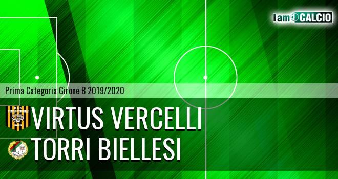 Virtus Vercelli - Torri Biellesi