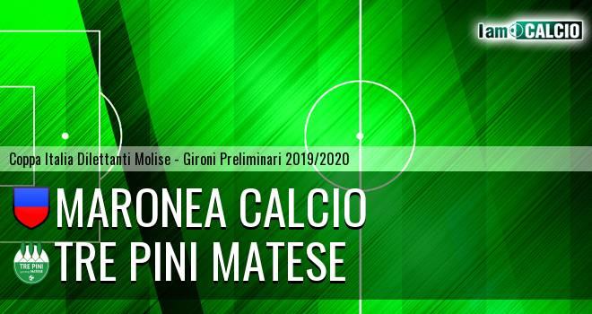 Maronea Calcio - FC Matese