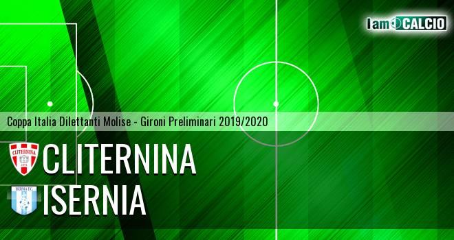 Cliternina - Isernia