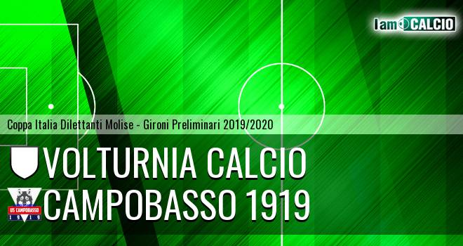 Volturnia Calcio - Campobasso 1919