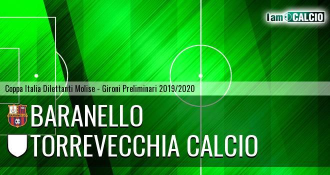 Baranello - Torrevecchia Calcio