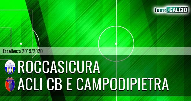 Roccasicura - Acli Cb e Campodipietra