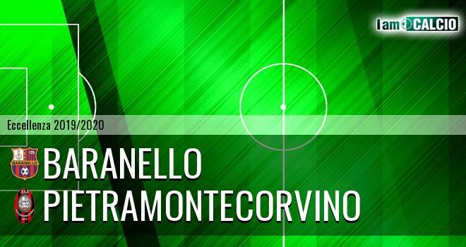 Baranello - Pietramontecorvino