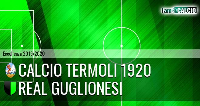 Calcio Termoli 1920 - Real Guglionesi