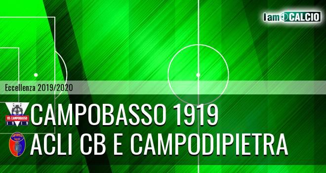 Campobasso 1919 - Acli Cb e Campodipietra