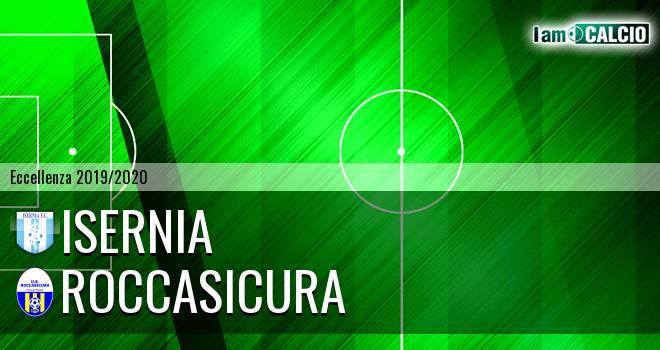 Isernia - Roccasicura